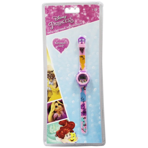 Часы наручные электронные Disney Princess PS31976 Kids Euroswan