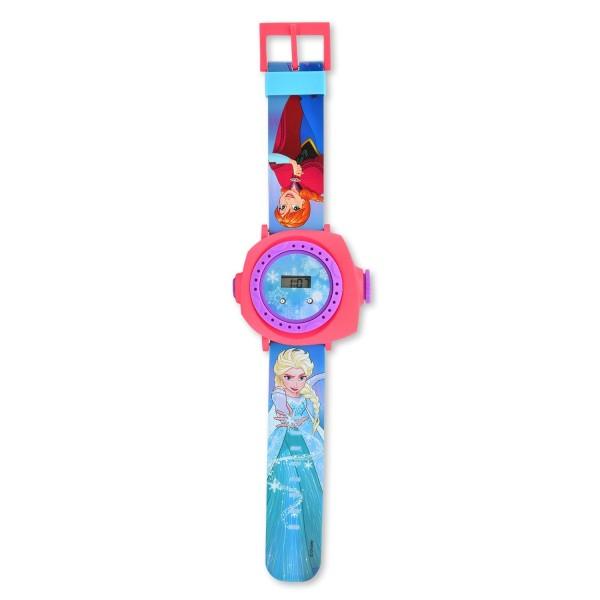"Часы наручные электронные  ""Холодное сердце"" с проектором, FR36117 Kids Euroswan"