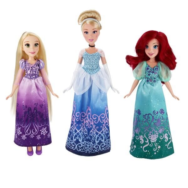 Кукла Disney Princess Принцесса Ариэль B5284EU4 Hasbro