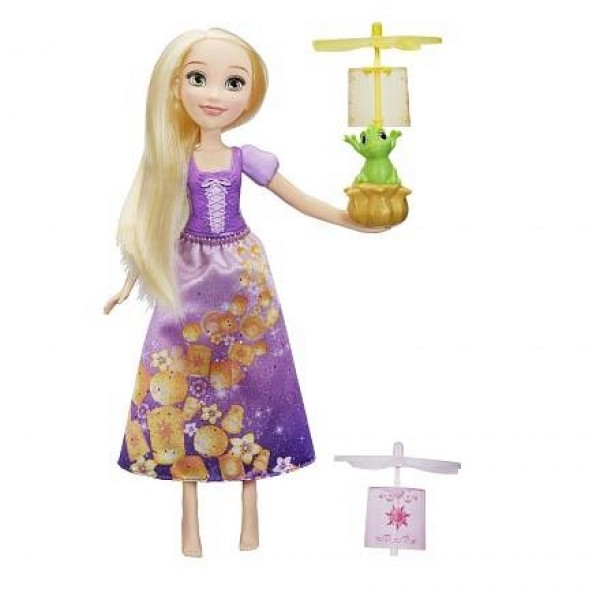 Кукла  Рапунцель Принцесса Дисней  и фонарики C1291EU4  HASBRO