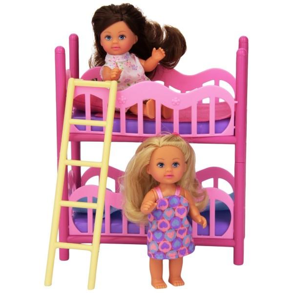 Кукла Еви с кроваткой, 5733847129 Simba