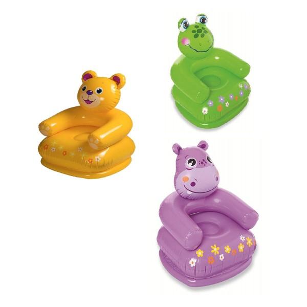 Надувное кресло для детей с68556 Intex