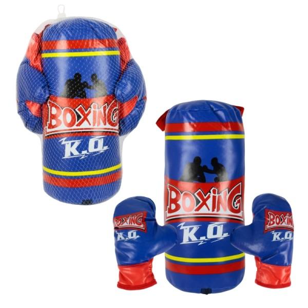 Набор для бокса груша перчатки Т59874 1toy