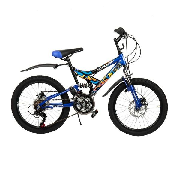 Велосипед детский,Hooligan 225,  синий, ВН20038 TopGear