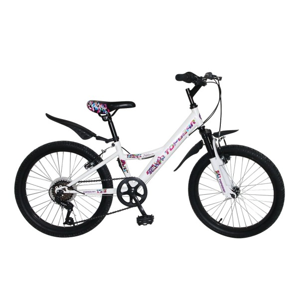 Велосипед детский Хардтейл Mystic колеса 20 дюймов 7 скоростей ВН20202 Topgear