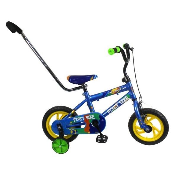 Детский велосипед FIRST BIKE, колеса 12, ВН12149 Navigator