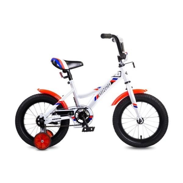 Детский велосипед  BINGO, колеса 14, ВМ14181  Navigator