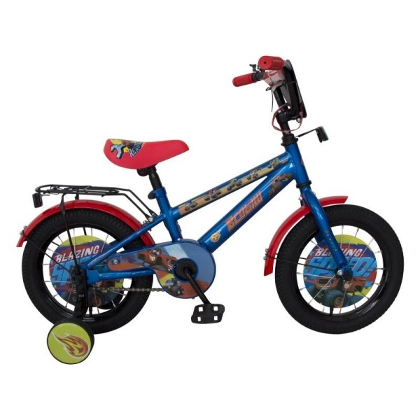 Детский велосипед Вспыш, колеса 14, ВН14188 Navigator