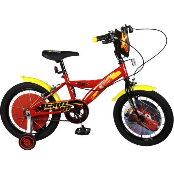 Велосипед детский DISNEY Тачки , колесо 16, ВН16123 Navigator