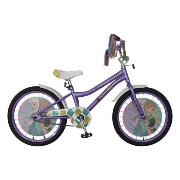Детский велосипед  DISNEY Холодное сердце, колеса 20, ВН20193 Navigator