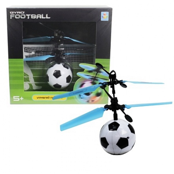 Шар на сенсорном управлении Gyro-Football Т14123 1toy