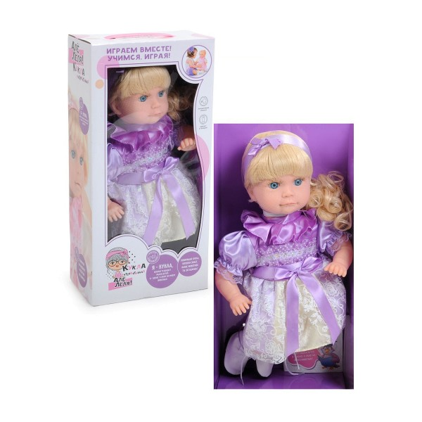 Интерактивная кукла Алё, Лёля! Т14355 1Toy