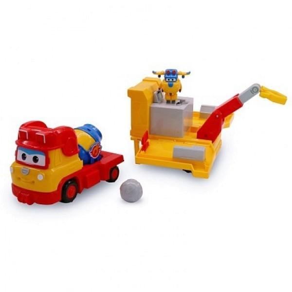 Машина Рэми с трансформером Донни из серии Супер Крылья EU730814 Auldey Toys