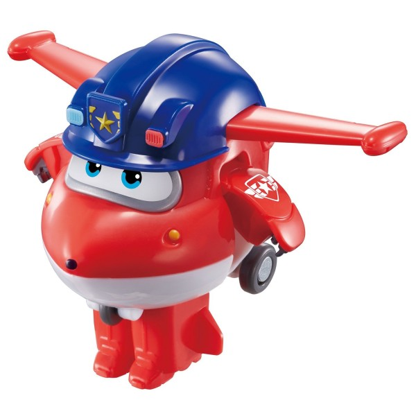Мини-трансформер Джетт команда Полиции EU730031 Super Wings