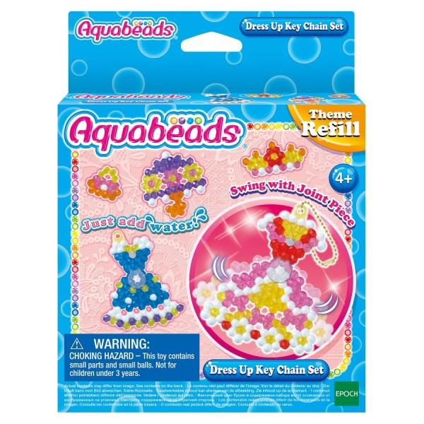 Набор Модные брелочки, 31362 Aquabeads