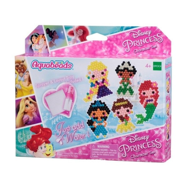 Набор Принцессы Дисней, 30238 Aquabeads