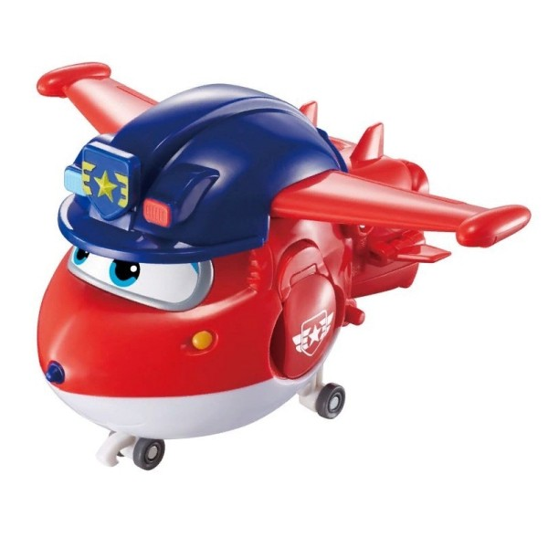 Трансформер Super Wings Джетт команда Полиции EU730231 Auldey Toys