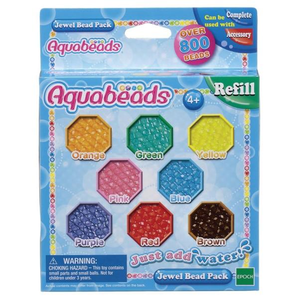 Набор для творчества Aquabeads Ювелирные бусины 800 шт 79178 Epoch