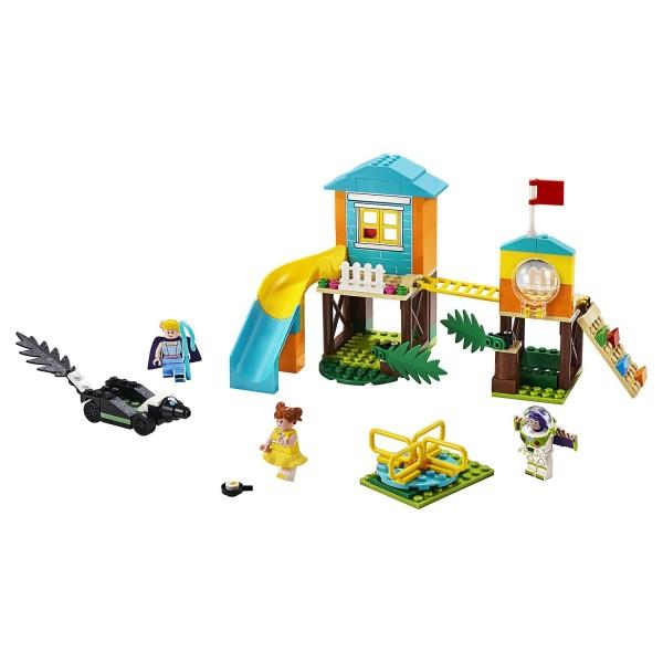 Игрушка Джуниорс История игрушек-4: Приключения Базза и Бо Пип на детской площадке, 10768 LEGO