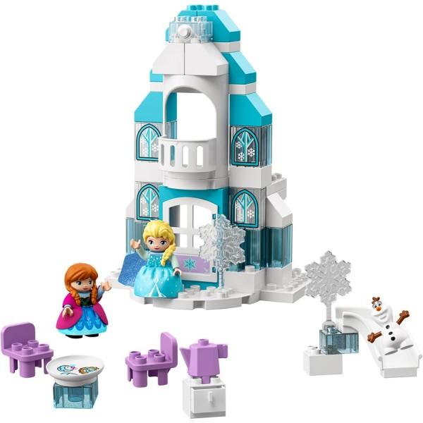 Конструктор LEGO DUPLO Дисней Ледяной замок 10899 LEGO