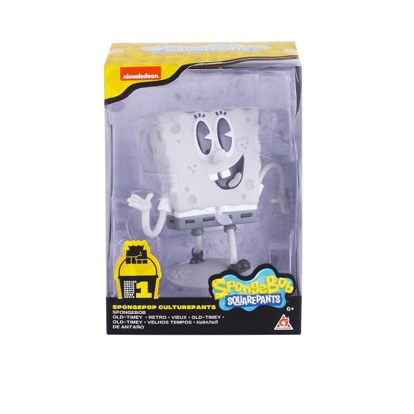 Игрушка пластиковая 11,5 см Спанч Боб ретро EU690701 SpongeBob
