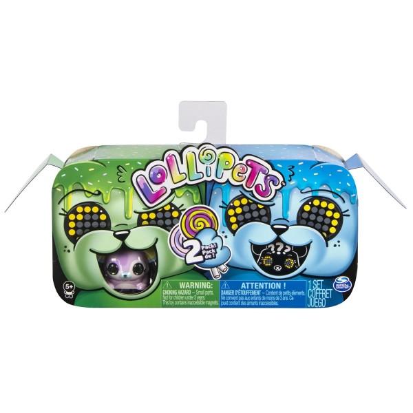 Набор из двух электронных игрушек Управляй зверьком с помощью сладости Зумер Лоллипетс  6045467 Zommer