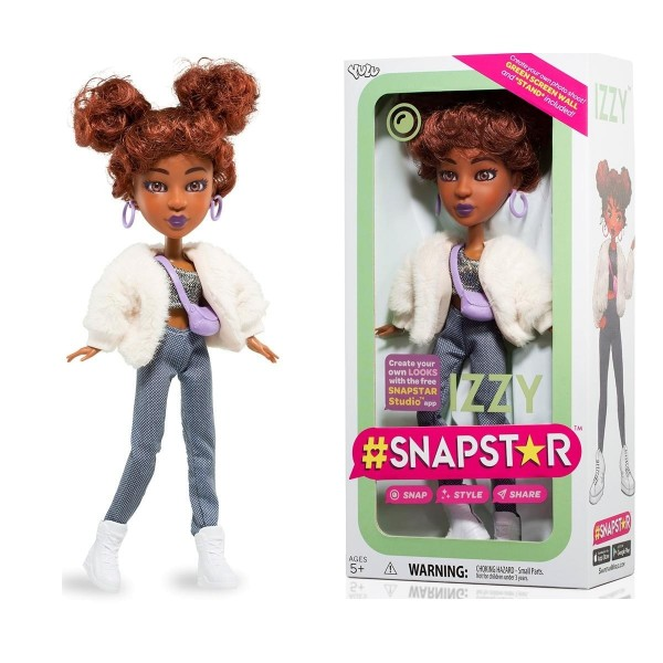 Кукла SnapStar Izzy, Т16244 Yulu