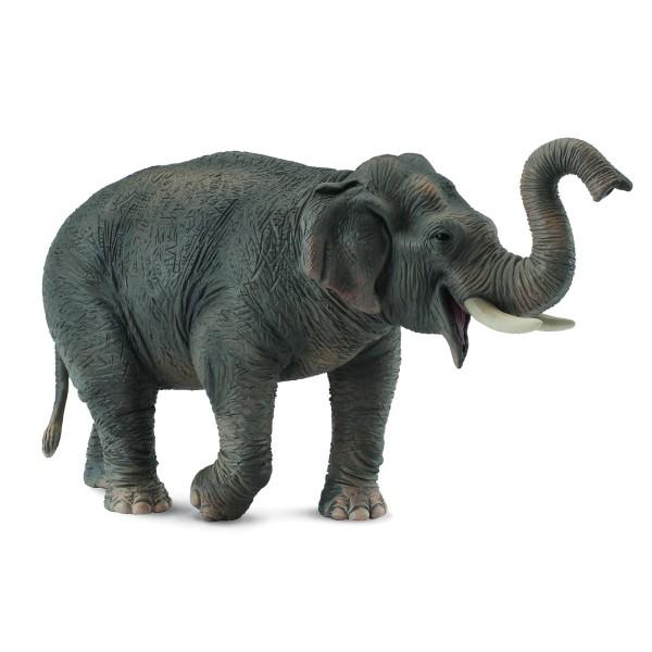 Фигурка Азиатский слон XL 88486b Collecta