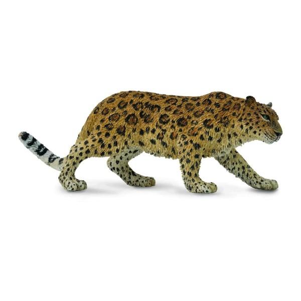 Фигурка Амурский леопард XL 88708b  Collecta