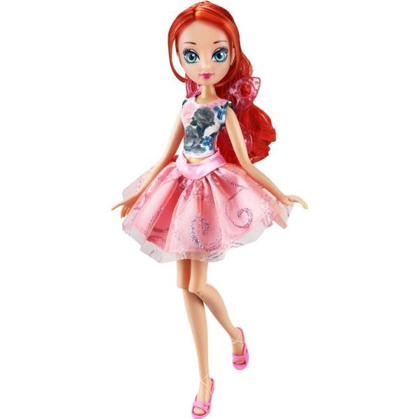 Кукла Волшебные крылышки Блум IW01771901  Winx