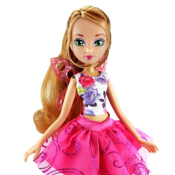 Кукла Волшебные крылышки  Флора IW01771902 Winx