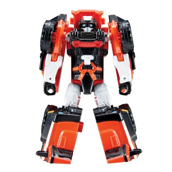 Робот-трансформер Мини Tobot Атлон Амбулан S3 301080 Young TOYS
