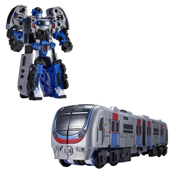 Робот-трансформер Мини Тобот Атлон Метрон S3 301081Young TOYS