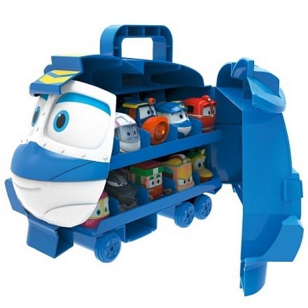 Кейс для хранения роботов поездов Robot Trains Кей 80175 Silverlit