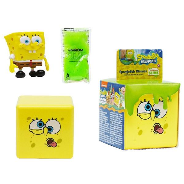 Игровой набор со слизью EU690200 SpongeBob