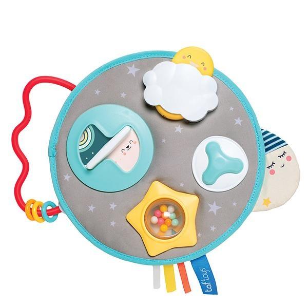 Игрушка Музыкальный развивающий центр Луна 12375 Taf Toys