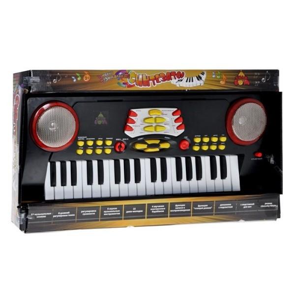 Музыкальный синтезатор детский 80477_ 1TOY