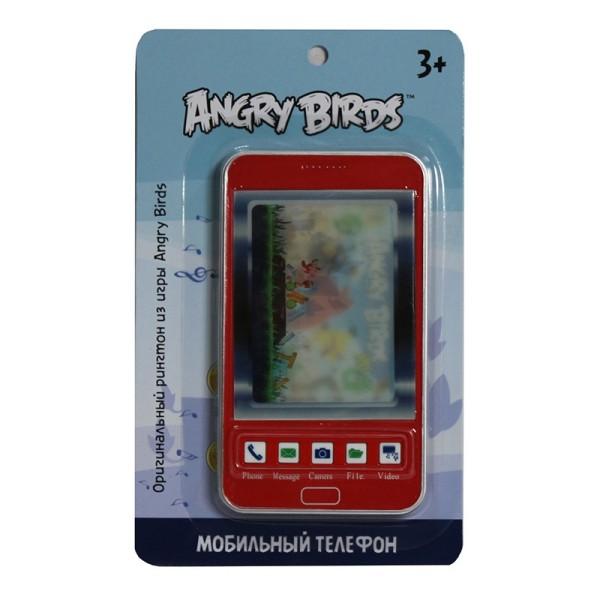 Детский мобильный телефон Angry Birds Айфон 55638_ 1Toy
