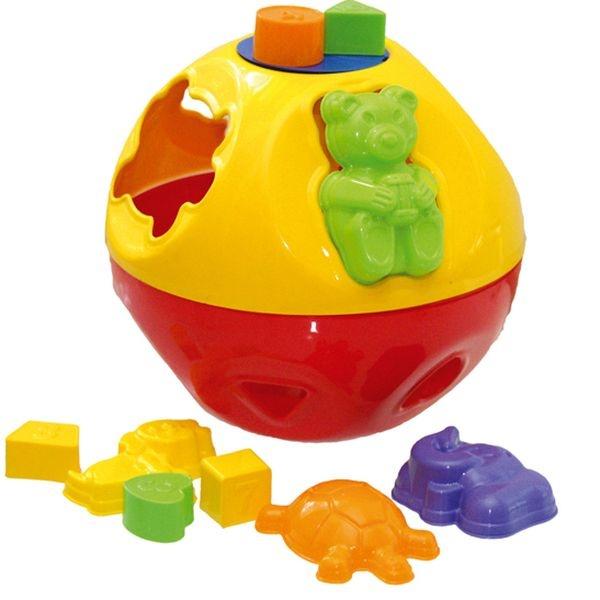 Логический шар  15-0016_ ZebraToys