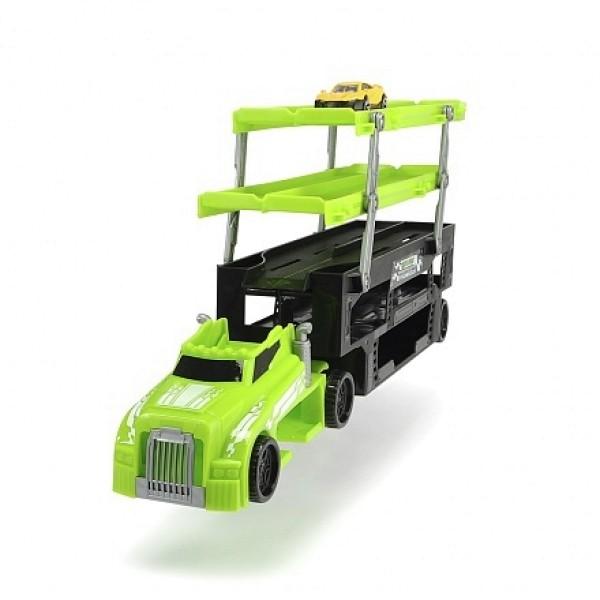 Машинка Автовоз 5 уровневый 44.5 см зеленый 3747002-1 Dickie Toys