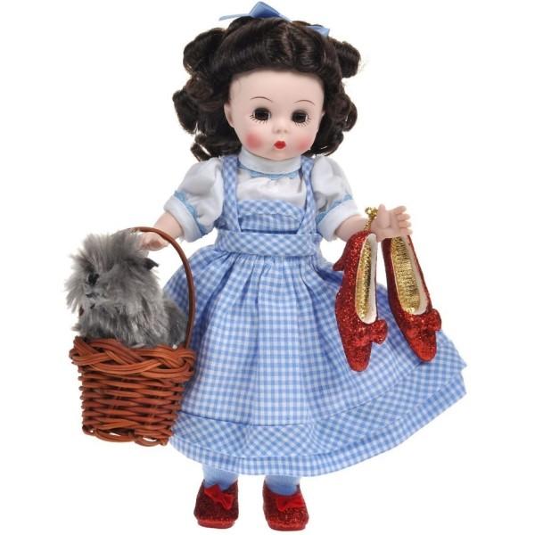 Кукла Элли и Тотошка, 46360 MADAME ALEXANDER