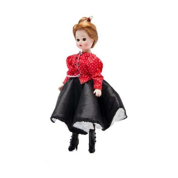 Кукла Танцовщица Мулен Руж 25 см Madame Alexander 64365