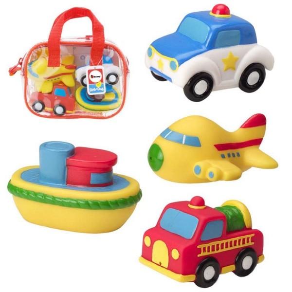Игрушки для ванны Транспорт Alex 700TN
