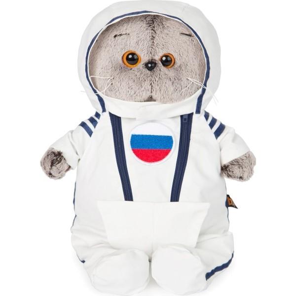 Мягкая игрушка Басик в костюме космонавта 22см, Ks22-067 Budi Basa