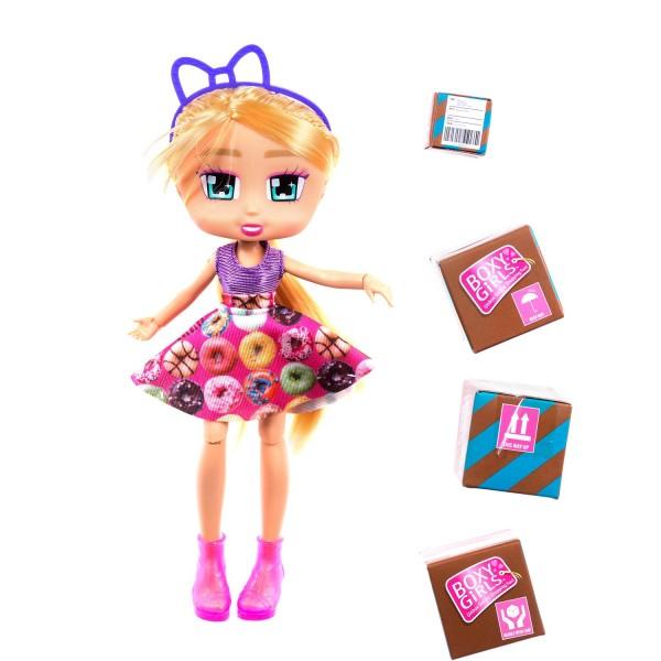 Кукла Boxy Girls Hazel, Т16627 1Toy