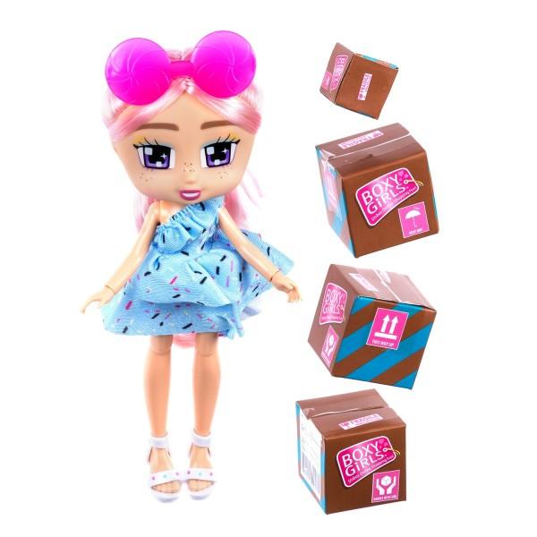 Кукла Boxy Girls Kiki,  Т16626 1Toy