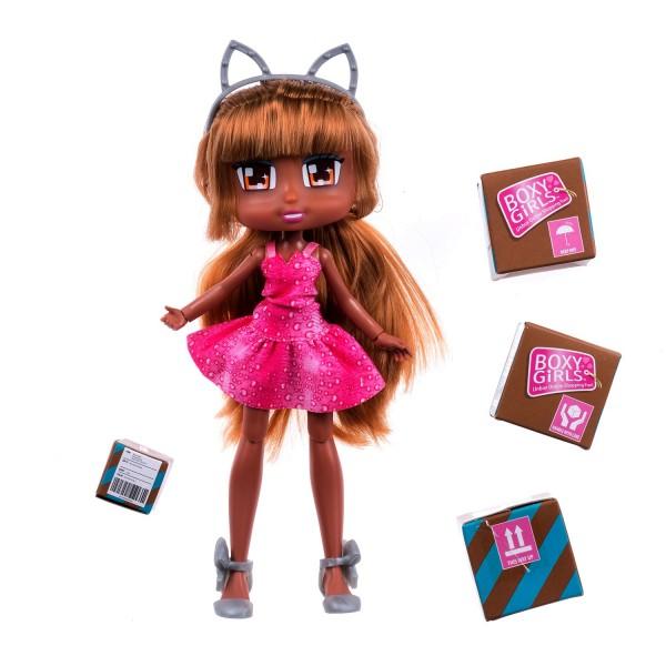 Кукла Boxy Girls Mila,  Т16629 1Toy