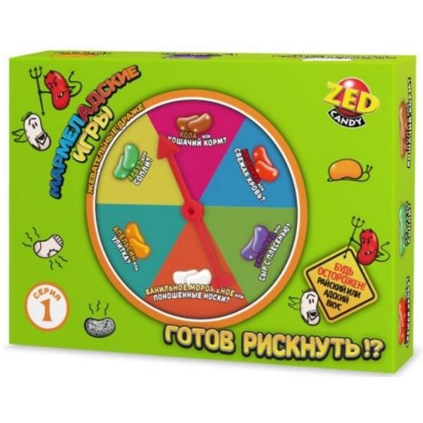 Мармеладские игры набор 1 серия, КТ93843 Zed Candy