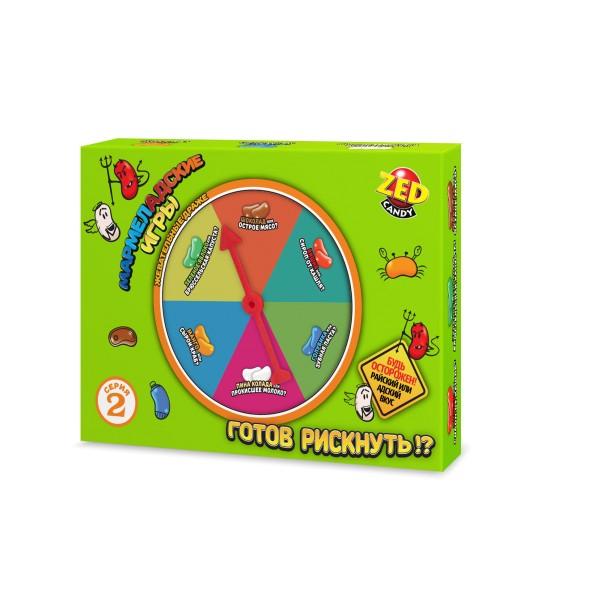 Мармеладские игры набор 2 серия,  КТ93846 Zed Candy