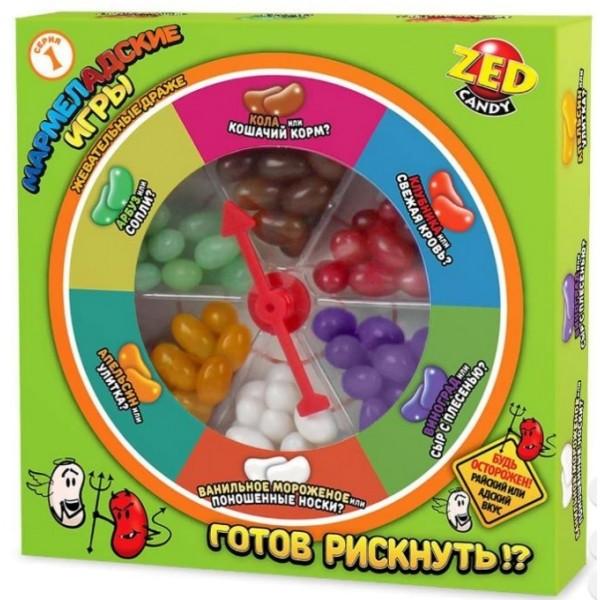 Мармеладские игры подарочный набор 1 серия,  КТ93837 Zed Candy